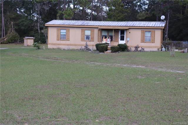 5451 W Houston Street, Dunnellon, FL 34433 (MLS #796884) :: Plantation Realty Inc.