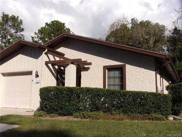 33 Dogwood Drive, Homosassa, FL 34446 (MLS #796890) :: Plantation Realty Inc.
