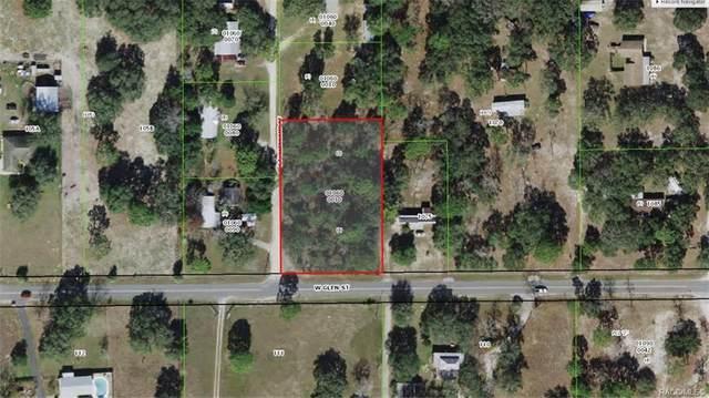 4261 W Glen Street, Lecanto, FL 34461 (MLS #796897) :: Plantation Realty Inc.