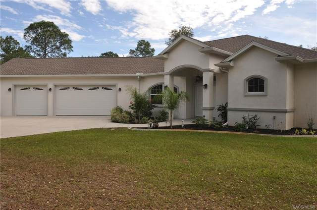 11520 W Checkerberry Drive, Crystal River, FL 34428 (MLS #796923) :: Plantation Realty Inc.