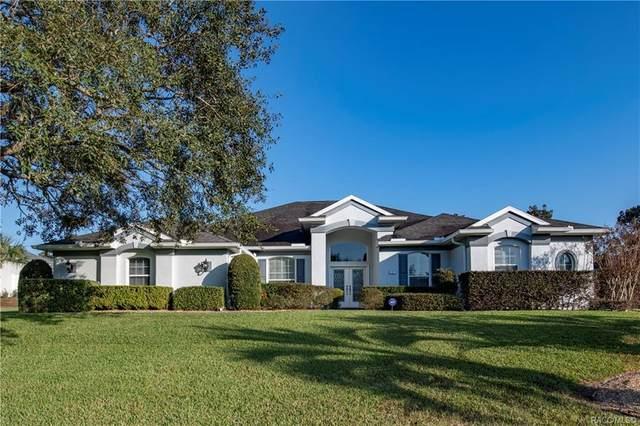 1 Mintwood Point, Homosassa, FL 34446 (MLS #796936) :: Plantation Realty Inc.