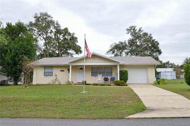 6055 E Peach Street, Inverness, FL 34452 (MLS #796944) :: Plantation Realty Inc.
