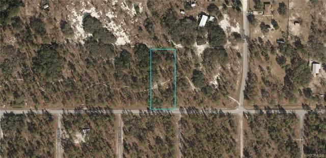 Lot 34 SE 105th Lane, Dunnellon, FL 34431 (MLS #796957) :: Plantation Realty Inc.