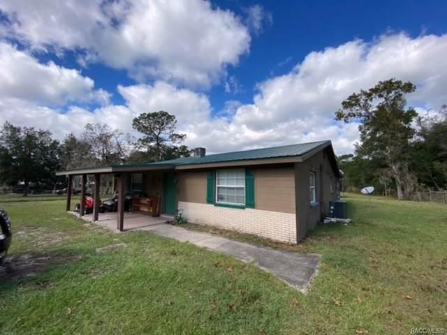 6661 W Arter Street, Crystal River, FL 34429 (MLS #796969) :: Plantation Realty Inc.