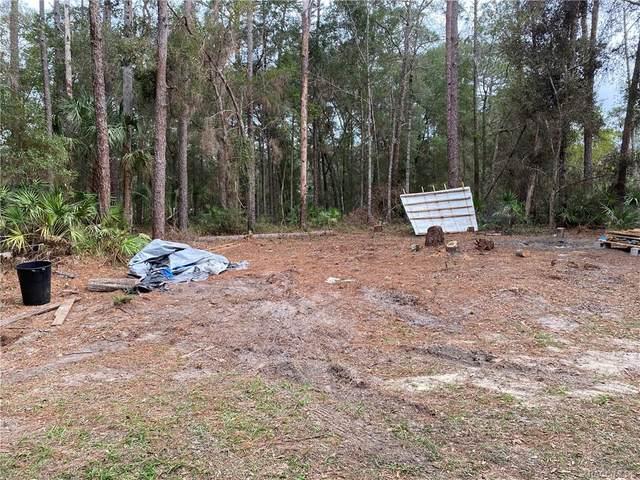 8375 N Carousel Terrace, Crystal River, FL 34428 (MLS #796983) :: Plantation Realty Inc.
