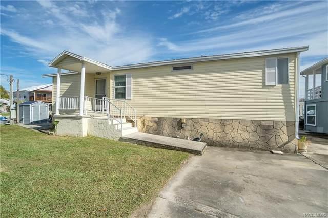 10301 W Port Court, Homosassa, FL 34448 (MLS #796990) :: Plantation Realty Inc.