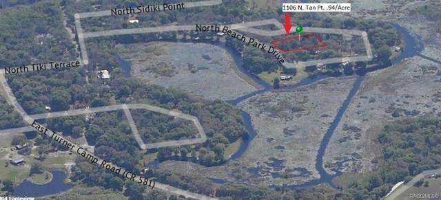 1106 N Tan Terrace, Inverness, FL 34453 (MLS #797100) :: Plantation Realty Inc.
