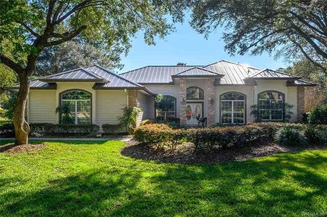 4200 N Pine Valley Loop, Lecanto, FL 34461 (MLS #797199) :: Plantation Realty Inc.