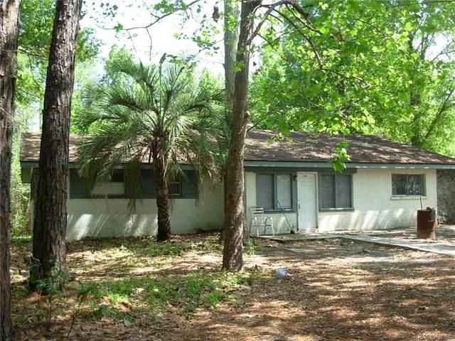 2258 N Cmar Point, Crystal River, FL 34429 (MLS #797225) :: Plantation Realty Inc.