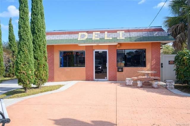 124 N Apopka Avenue, Inverness, FL 34450 (MLS #797276) :: Plantation Realty Inc.