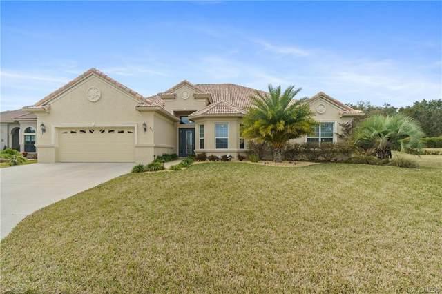 815 N Hunt Club Drive, Hernando, FL 34442 (MLS #797458) :: Plantation Realty Inc.