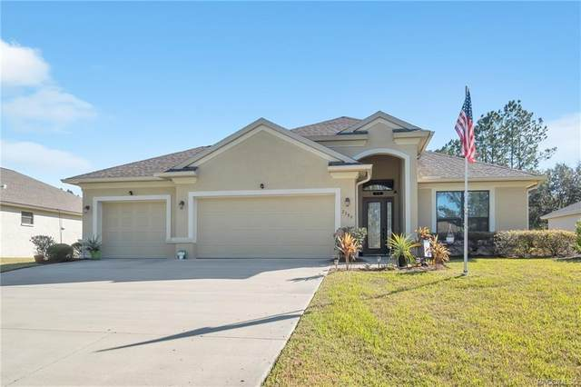 2389 N Brentwood Circle, Lecanto, FL 34461 (MLS #797497) :: Plantation Realty Inc.