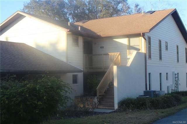 110 E Glassboro Court 5A, Hernando, FL 34442 (MLS #797540) :: Plantation Realty Inc.