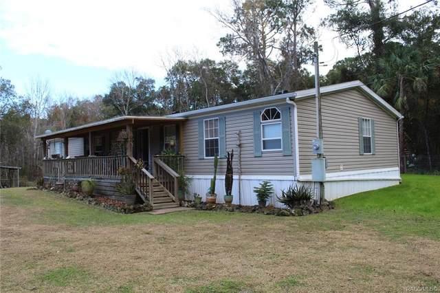 9173 W Halls River Road, Homosassa, FL 34448 (MLS #797562) :: Plantation Realty Inc.