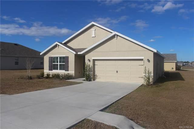 5017 SW 97th Place, Ocala, FL 34476 (MLS #797596) :: Plantation Realty Inc.