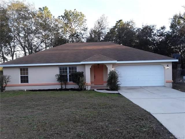 200 W Ludlow Place, Citrus Springs, FL 34434 (MLS #797645) :: Plantation Realty Inc.