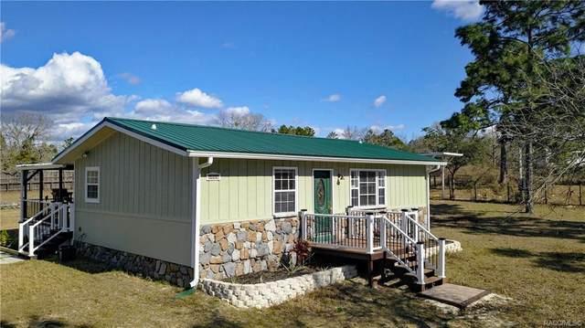 5499 W Osmond Lane, Dunnellon, FL 34433 (MLS #797662) :: Plantation Realty Inc.