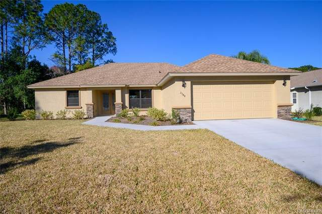 2388 N Brentwood Circle, Lecanto, FL 34461 (MLS #797682) :: Plantation Realty Inc.