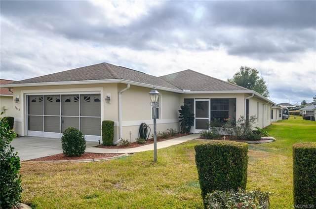 3682 E Egret Cove Court, Hernando, FL 34442 (MLS #797709) :: Plantation Realty Inc.