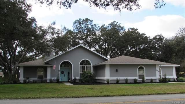 226 E Hartford Street, Hernando, FL 34442 (MLS #797712) :: Plantation Realty Inc.