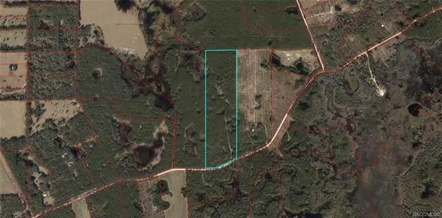 TBD Ne Asbell Creek Road, Trenton, FL 32693 (MLS #797720) :: Pristine Properties