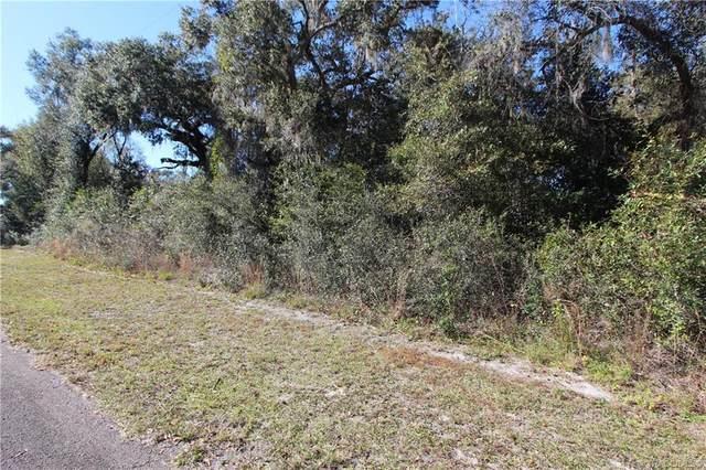 9117-9123 E Royal Palm Drive, Inverness, FL 34450 (MLS #797729) :: Plantation Realty Inc.