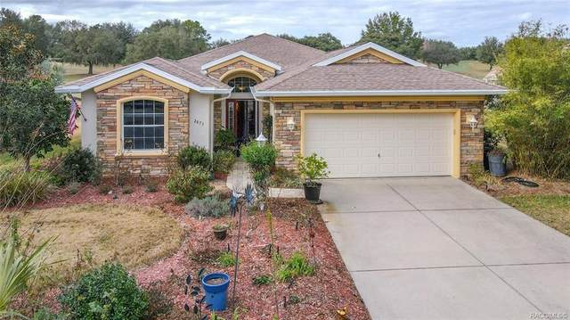 2873 N Brentwood Circle, Lecanto, FL 34461 (MLS #797777) :: Plantation Realty Inc.
