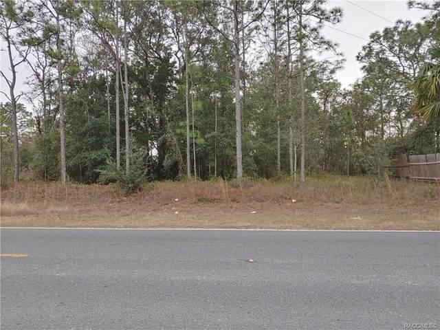 7022 W Homosassa Trail, Homosassa, FL 34448 (MLS #797790) :: Plantation Realty Inc.