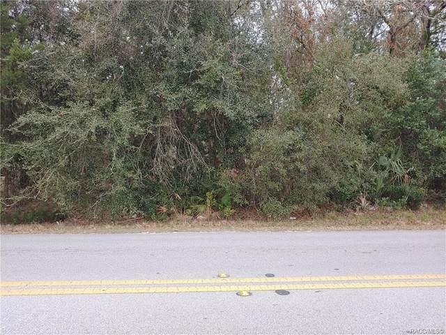 6869 W Van Buren Drive, Homosassa, FL 34448 (MLS #797796) :: Plantation Realty Inc.