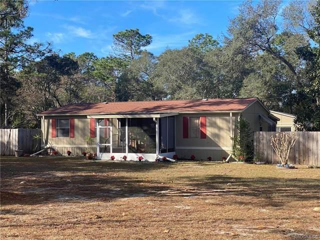 6850 S Maxwell Point, Homosassa, FL 34446 (MLS #797807) :: Plantation Realty Inc.