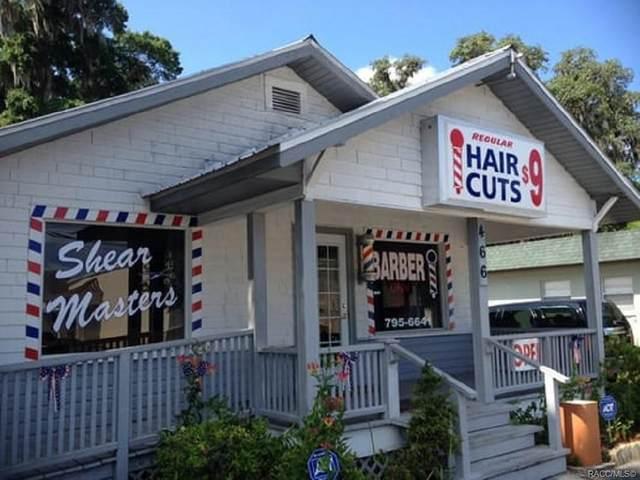 466 NE 3rd Street, Crystal River, FL 34429 (MLS #797840) :: Plantation Realty Inc.