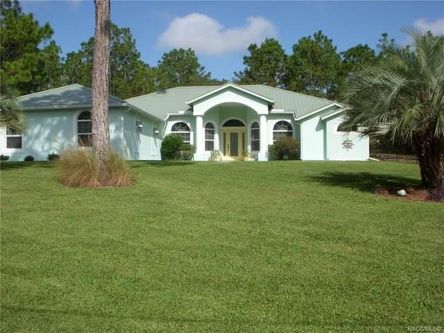 5287 W Chippewa Drive, Beverly Hills, FL 34465 (MLS #797847) :: Plantation Realty Inc.
