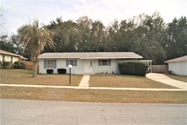 1958 W Gardenia Drive, Citrus Springs, FL 34434 (MLS #797889) :: Plantation Realty Inc.
