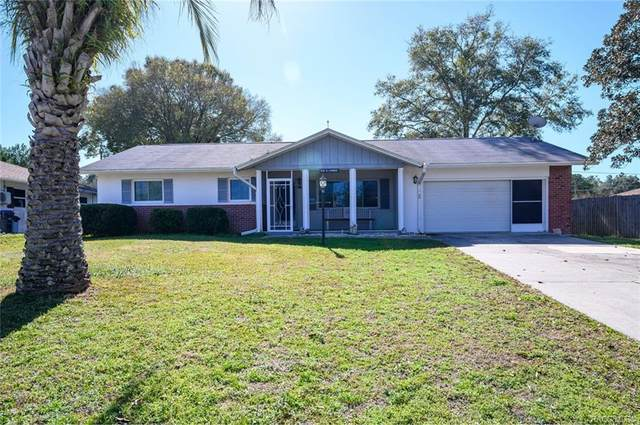 1022 W Catbrier Lane, Beverly Hills, FL 34465 (MLS #797892) :: Plantation Realty Inc.
