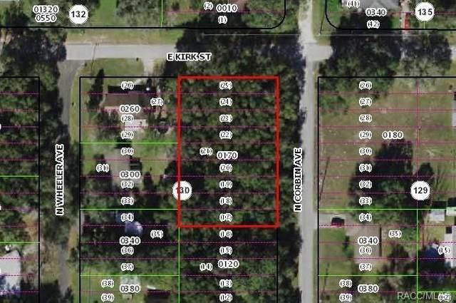 654 N Corbin Avenue, Inverness, FL 34453 (MLS #797896) :: Plantation Realty Inc.