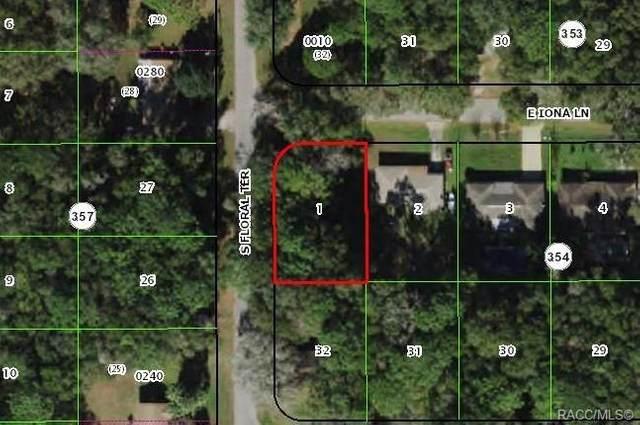 6046 E Iona Lane, Inverness, FL 34452 (MLS #797900) :: Plantation Realty Inc.