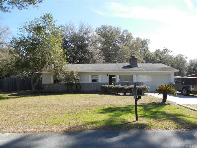 8605 N Pine Needle Terrace, Crystal River, FL 34428 (MLS #797931) :: Plantation Realty Inc.