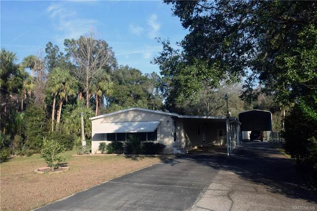 4361 N Weewahi Point, Crystal River, FL 34428 (MLS #797938) :: Plantation Realty Inc.