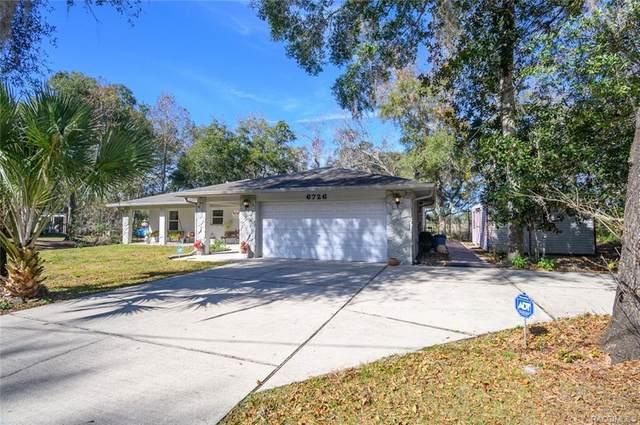 6726 N Hartman Path, Hernando, FL 34442 (MLS #797957) :: Plantation Realty Inc.