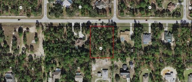 3684 W Mustang Boulevard, Beverly Hills, FL 34465 (MLS #797960) :: Plantation Realty Inc.
