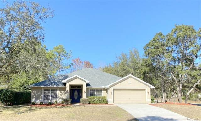 2 Asparagus Court, Homosassa, FL 34446 (MLS #797970) :: Plantation Realty Inc.