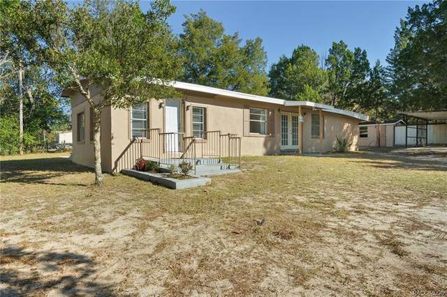 6609 S Pine Meadow Avenue, Homosassa, FL 34446 (MLS #797977) :: Plantation Realty Inc.
