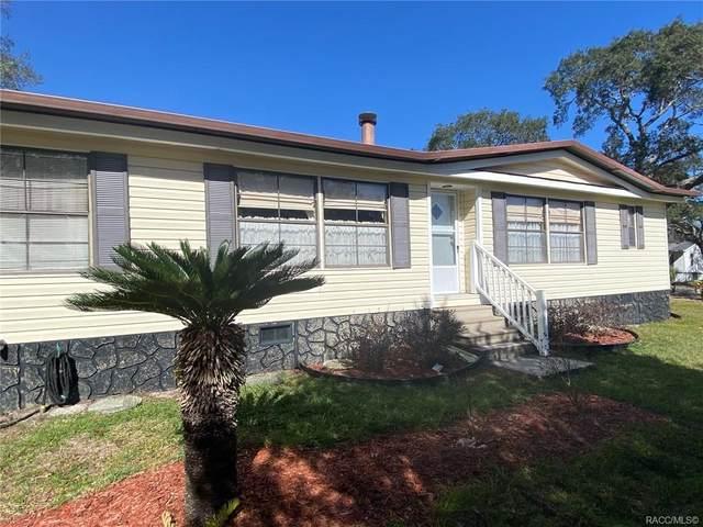 290 S Honey Bear Way, Lecanto, FL 34461 (MLS #797992) :: Plantation Realty Inc.