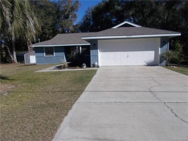 6361 N Pagoda Terrace, Hernando, FL 34442 (MLS #797994) :: Plantation Realty Inc.