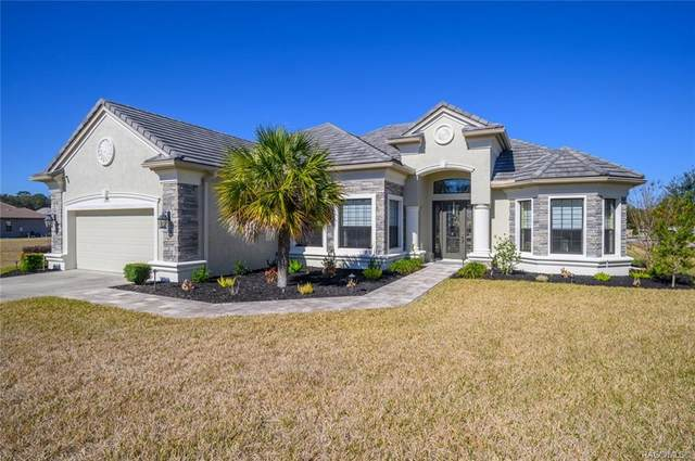 1011 W Pointer Loop, Hernando, FL 34442 (MLS #798005) :: Plantation Realty Inc.