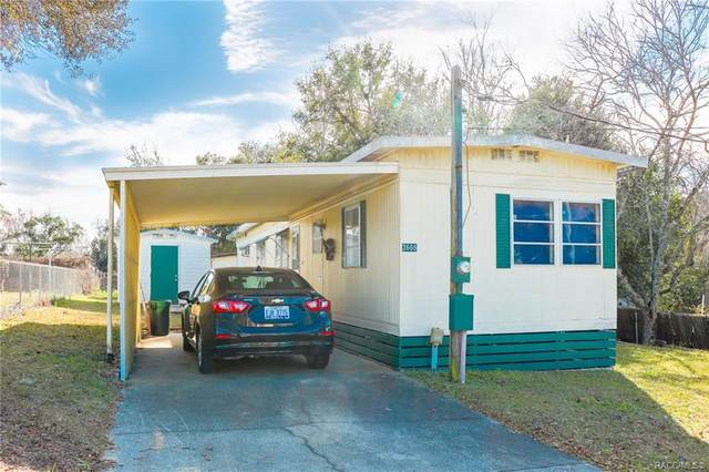 3666 E Hilite Court, Inverness, FL 34452 (MLS #798018) :: Plantation Realty Inc.