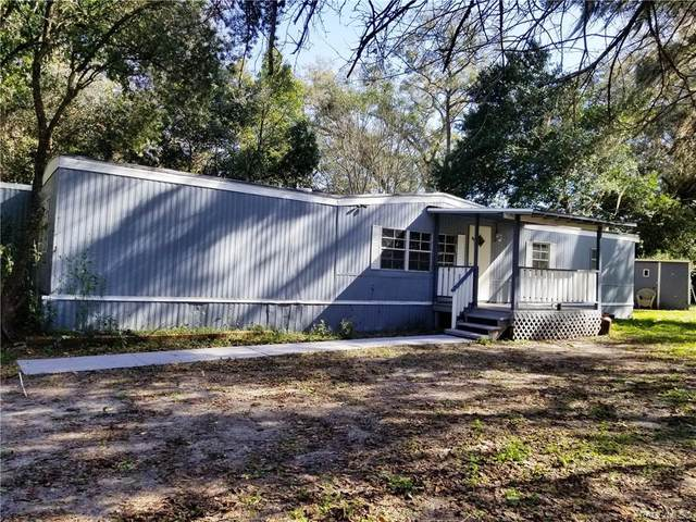 1620 NE 35th Street, Ocala, FL 34479 (MLS #798035) :: Plantation Realty Inc.