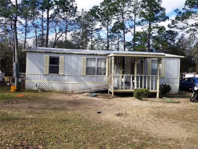 4386 & 4390 SW 190th Court, Dunnellon, FL 34432 (MLS #798036) :: Plantation Realty Inc.