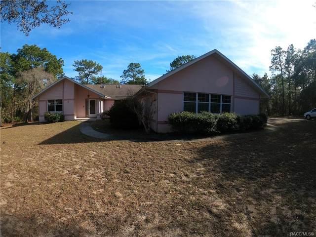 5396 W Pine Ridge Blvd, Beverly Hills, FL 34465 (MLS #798050) :: Plantation Realty Inc.