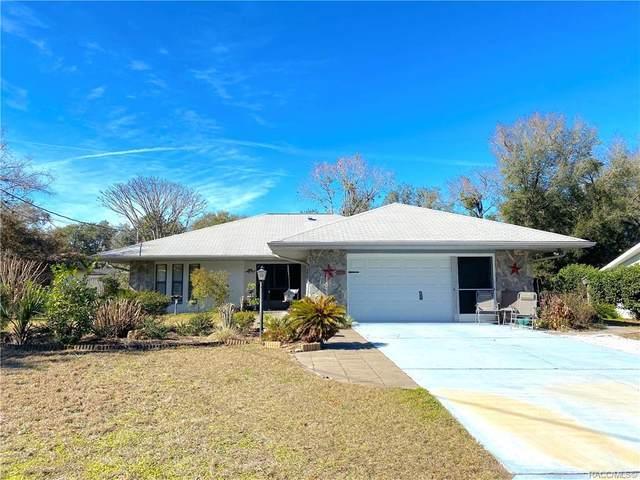 933 Tulane Terrace, Inverness, FL 34450 (MLS #798072) :: Plantation Realty Inc.